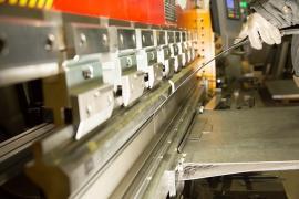 Rénovation machine industrielle Reims